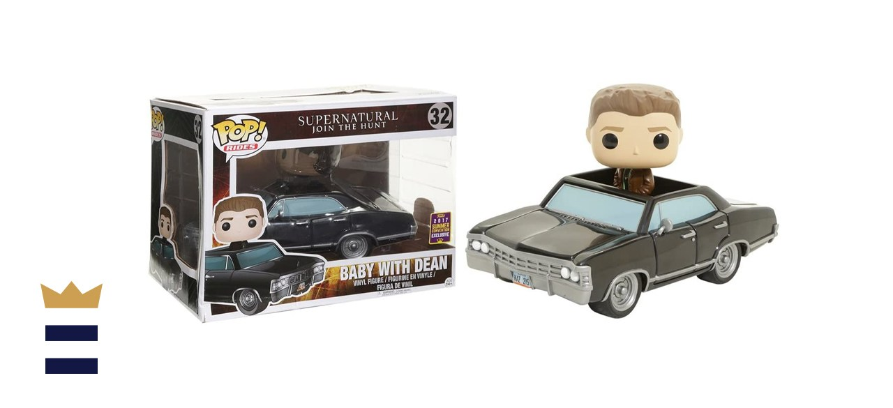 Funko POP! Rides: Supernatural - Baby with Dean