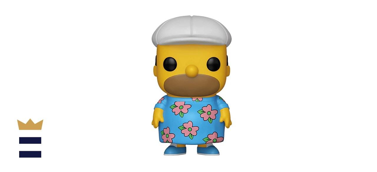 Funko Pop Simpsons Homer Muumuu