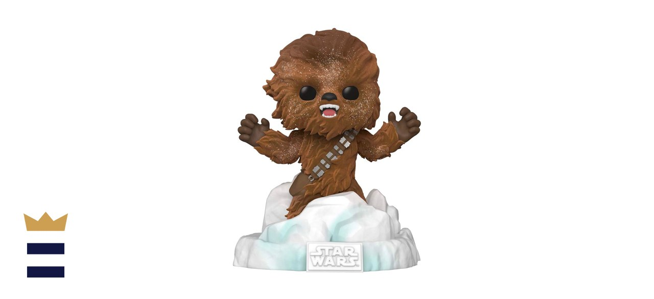 Funko POP! Star Wars: Battle at Echo Base Series Flocked Chewbacca
