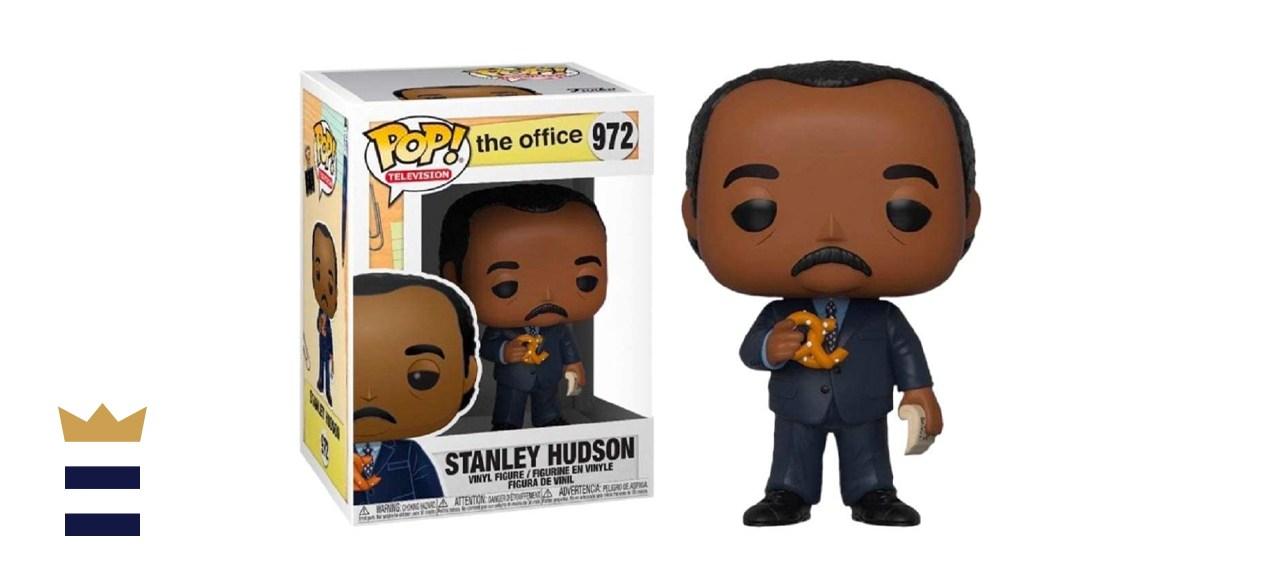 Funko Pop! The Office Stanley Hudson Pretzel Day