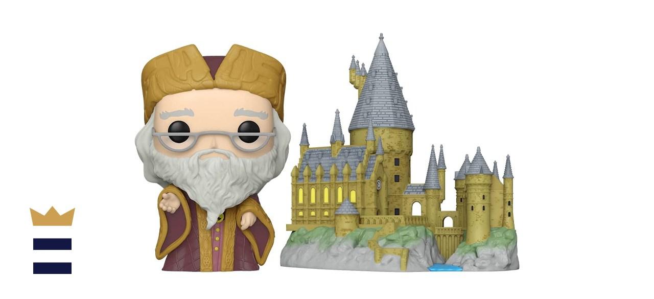 Funko Pop! Town: Dumbledore with Hogwarts