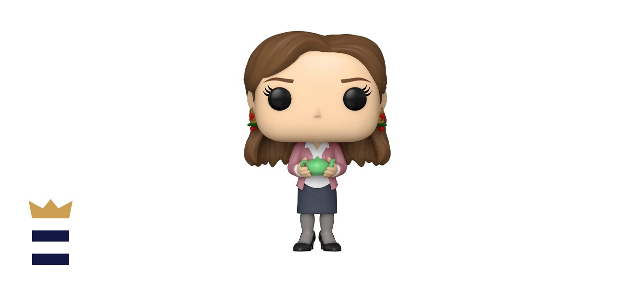 Funko Pop! TV: The Office Pam with Teapot & Note