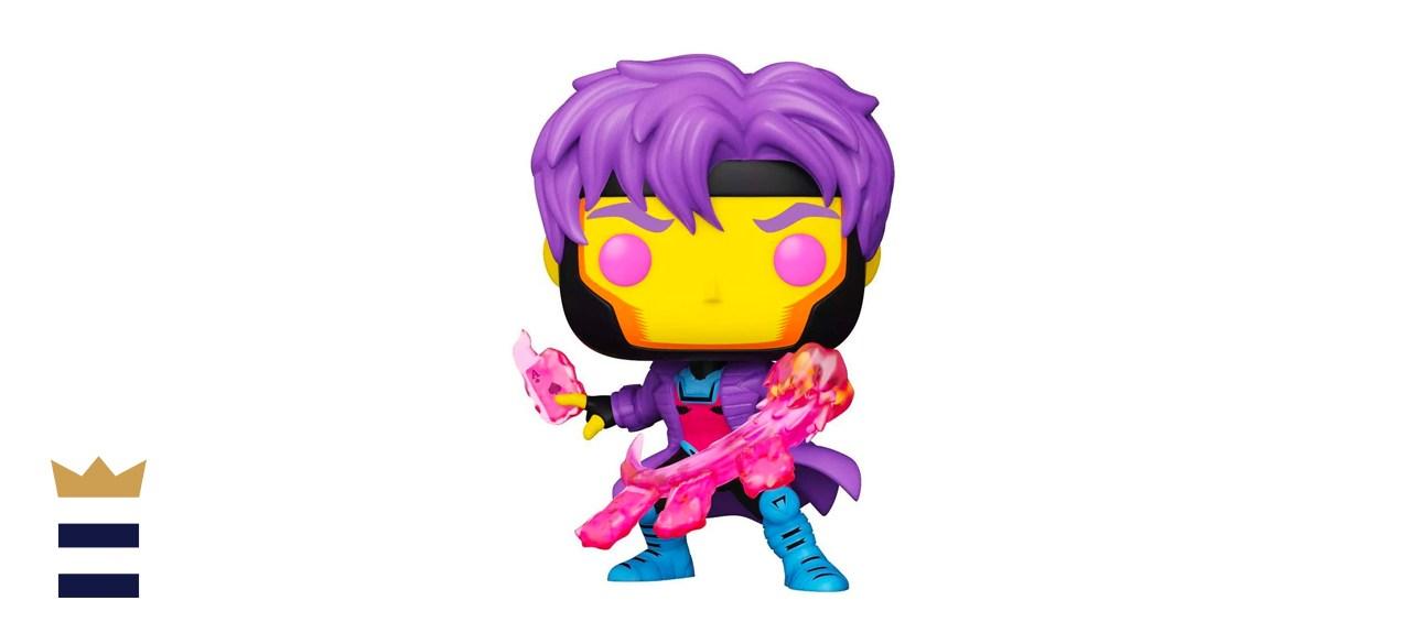 Funko Pop X-Men Blacklight Gambit