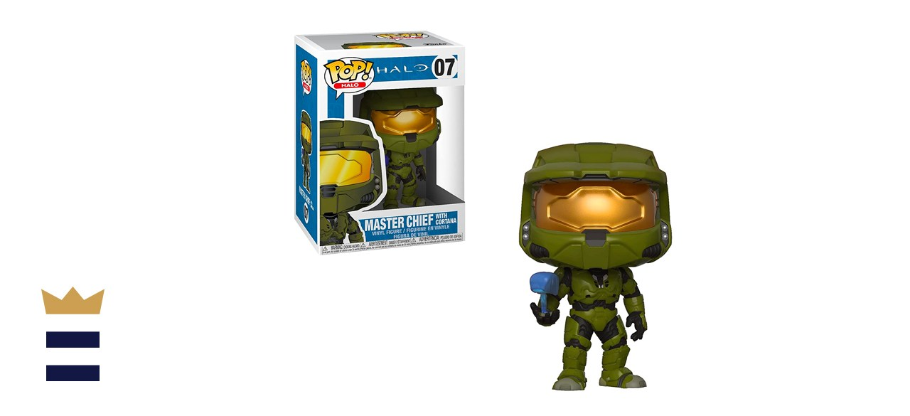 Funkopop Games- Halo Master Chief with Cortana