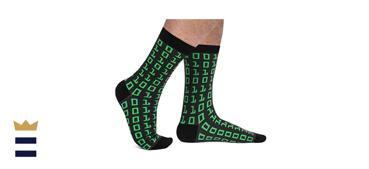 Funny Nerd Socks