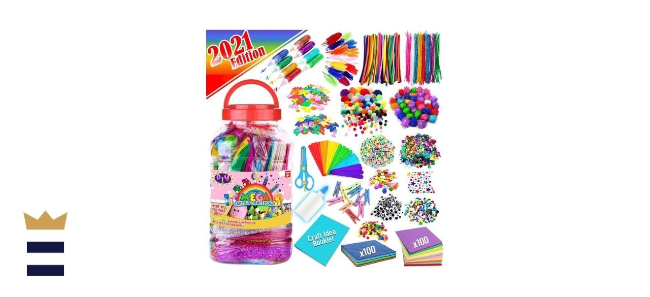 FunzBo Arts and Crafts Supplies Set