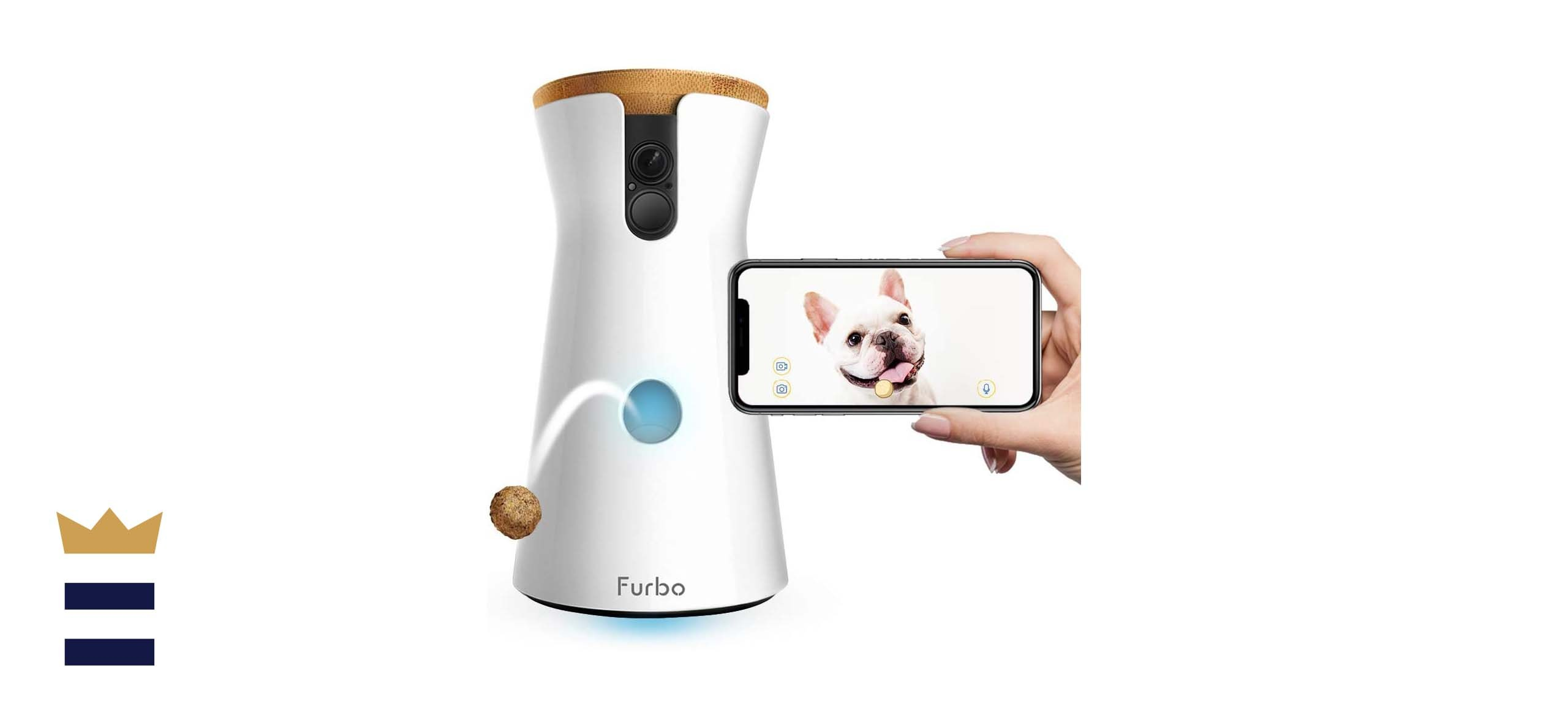 Furbo Full HD Wifi Dog Treat Dispenser & Camera