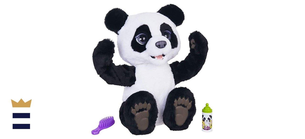 FurReal Friends The Curious Panda Bear Cub