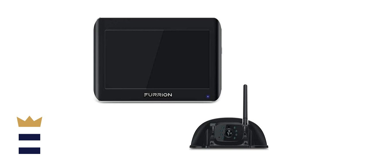 Furrion Vision S 7 Inch Wireless RV Backup System