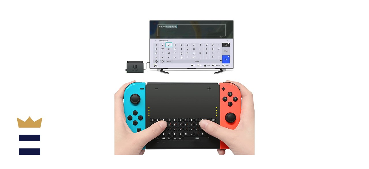 FYOUNG Wireless Keyboard Compatible for Nintendo Switch
