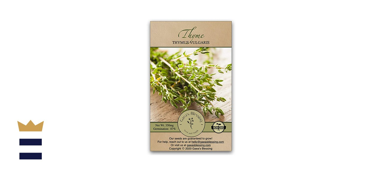 Gaea's Blessing Thyme