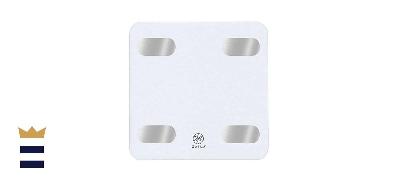 Gaiam Bluetooth Smart Bathroom Scale