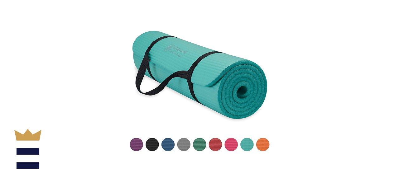 Gaiam Essentials Yoga Mat
