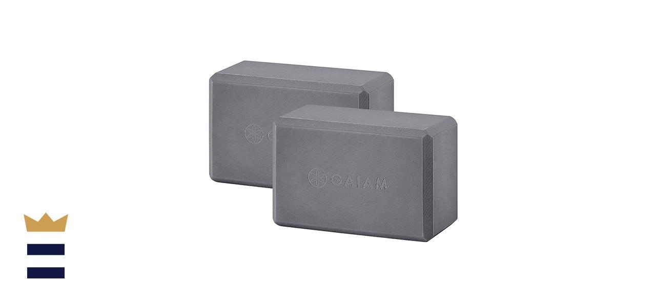 Gaiamnon-slipfoam blocks