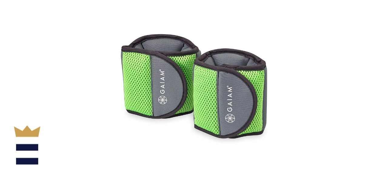 Gaiam's Ankle Weights