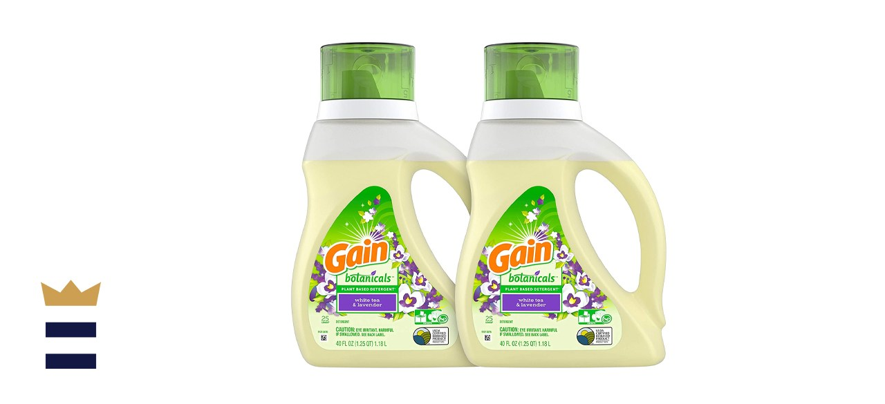 Gain Botanical Plant-Based Laundry Detergent