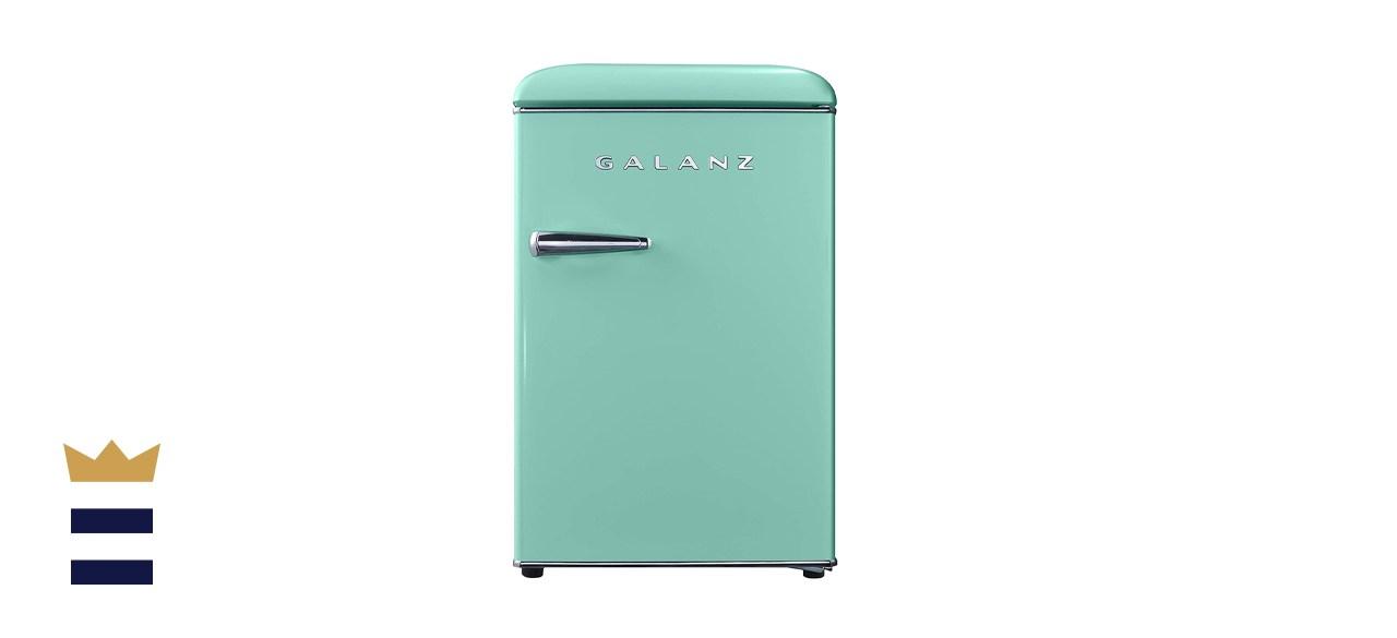 Galanz Retro Compact Refrigerator