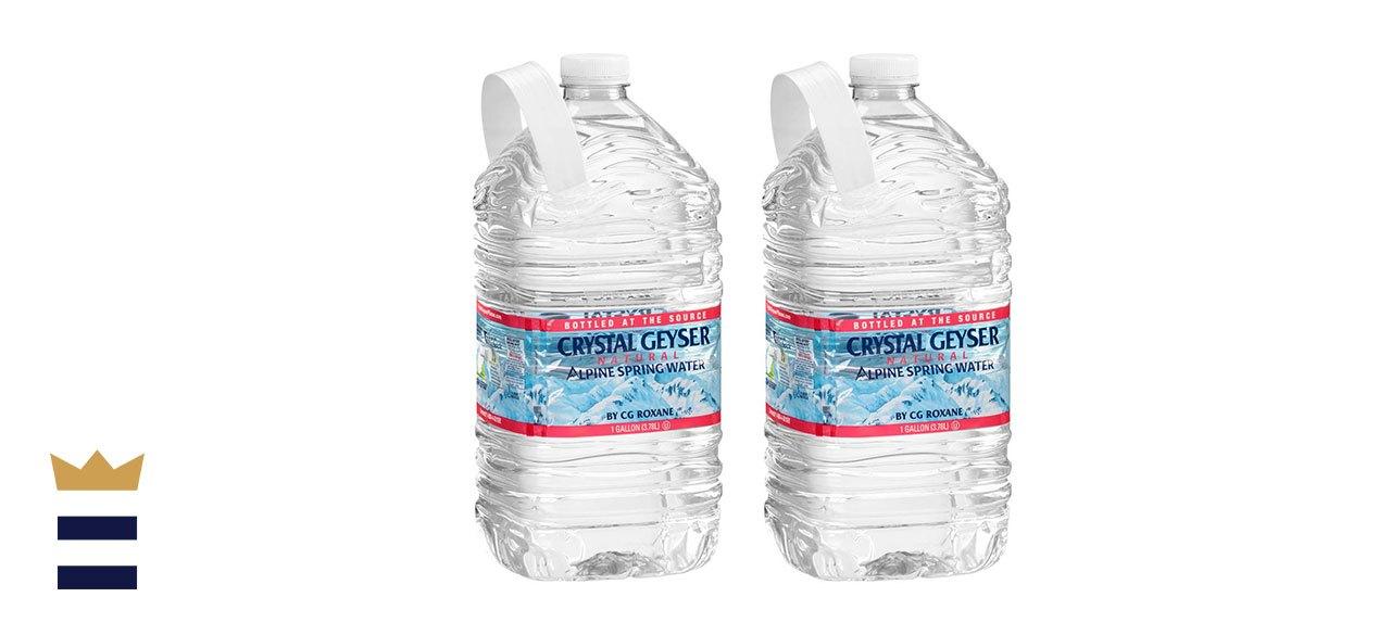 gallon water jugs