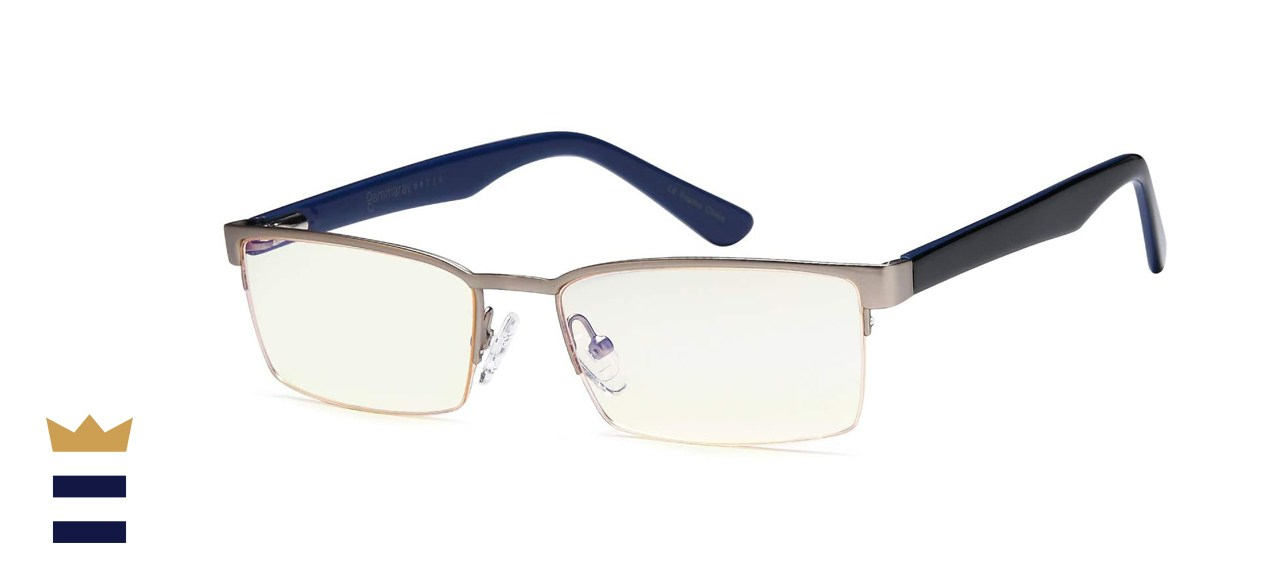 Gamma Ray Slim Anti-Reflective Anti-Glare Anti-Eyestrain