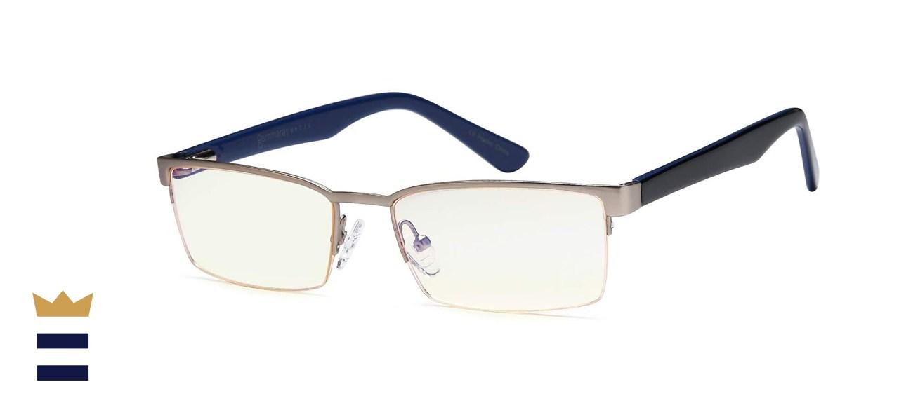Gamma Ray Slim Anti-Reflective Anti-Glare Anti-Eyestrain