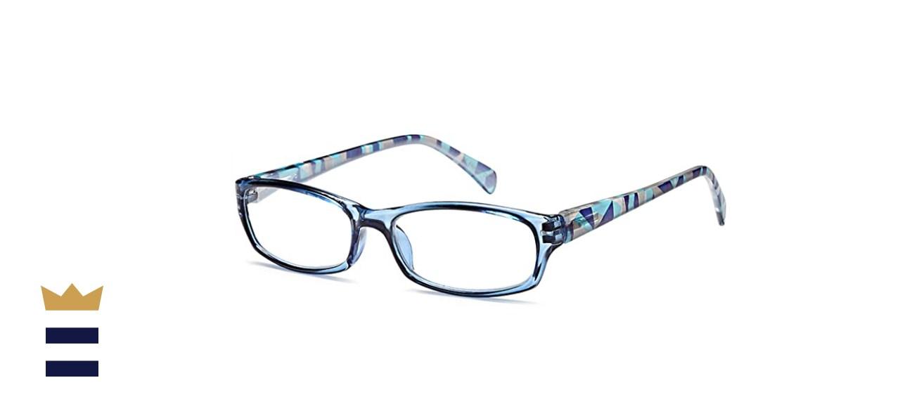 Gamma Ray Women's Reading Glasses