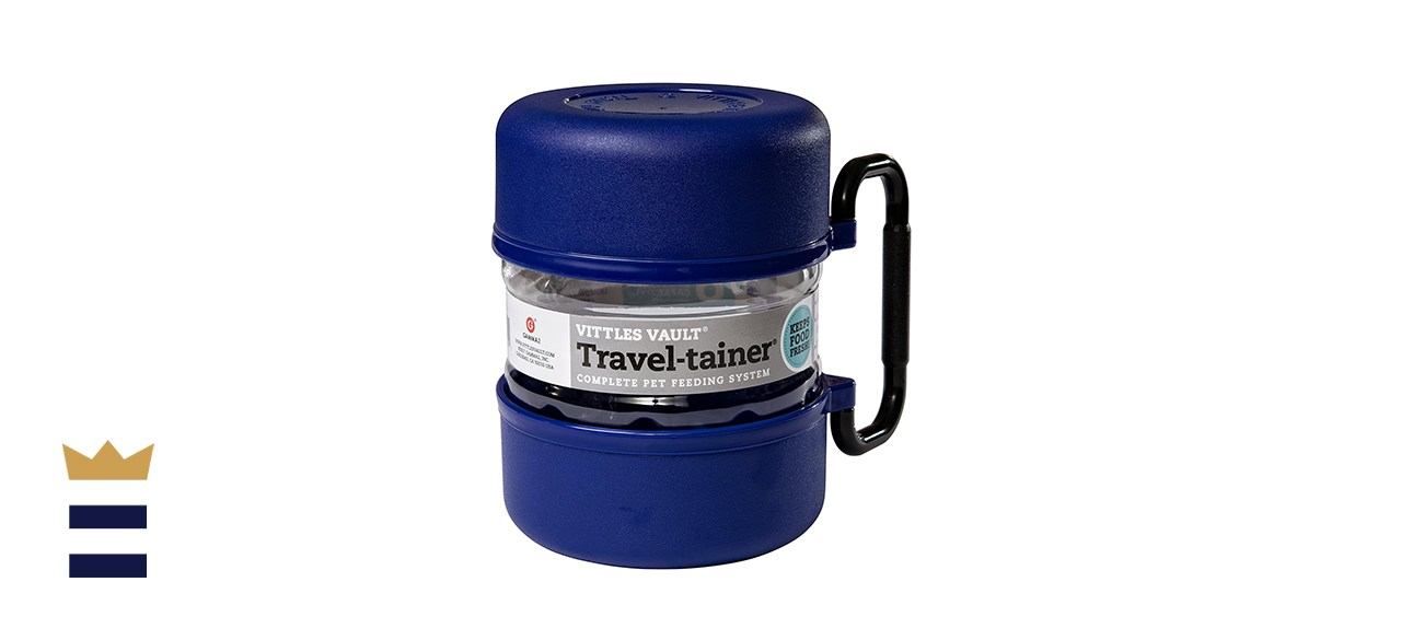 Gamma2 Travel-tainer Complete Dog & Cat Feeding System