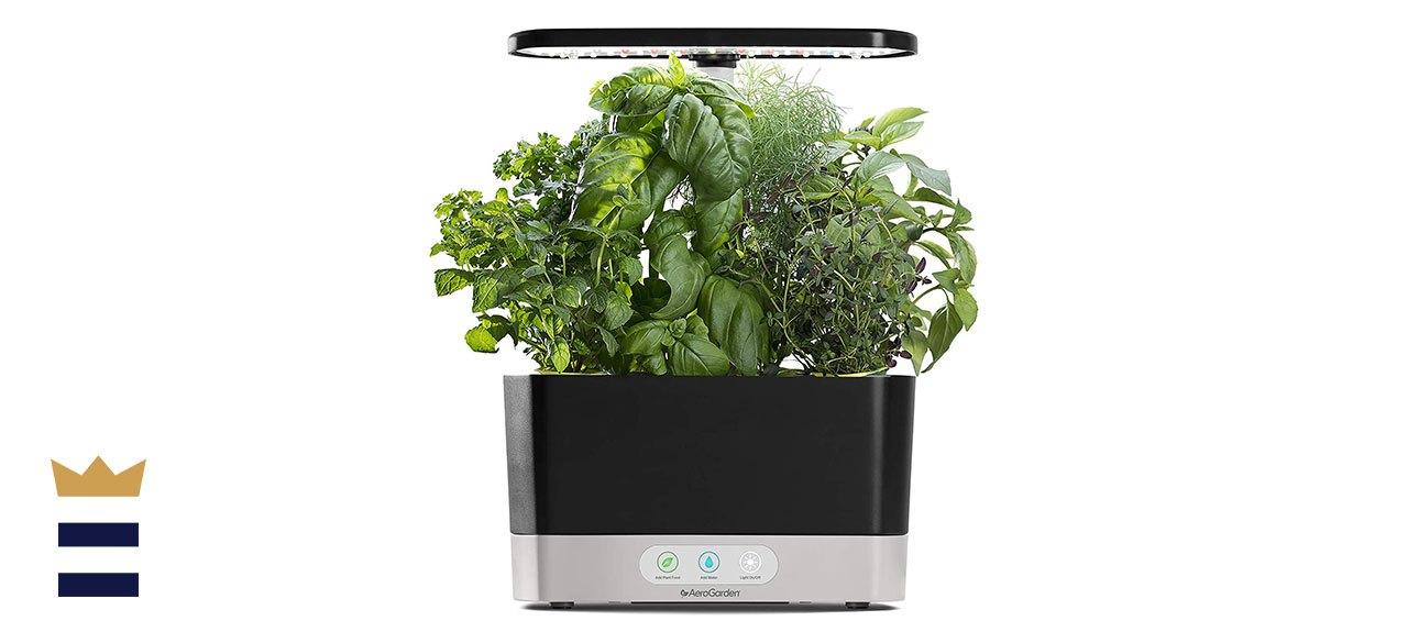AeroGarden Harvest With Heirloom Salad Greens Pod Kit