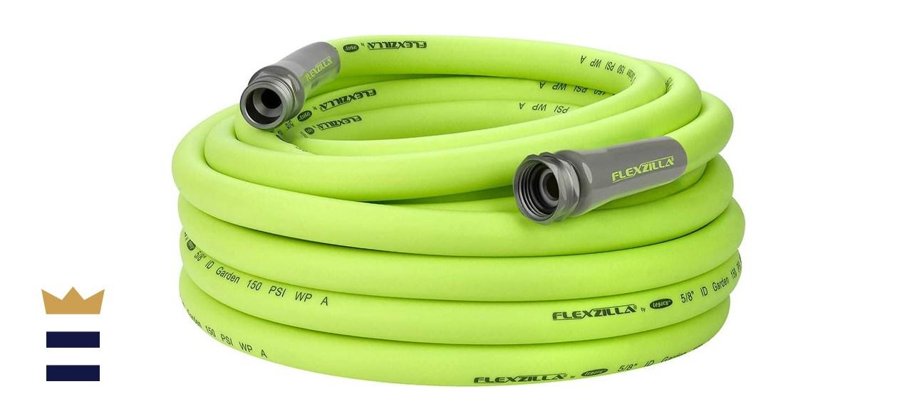 Flexzilla HFZG550YW Garden Lead-In Hose 5/8 In. x 50 ft