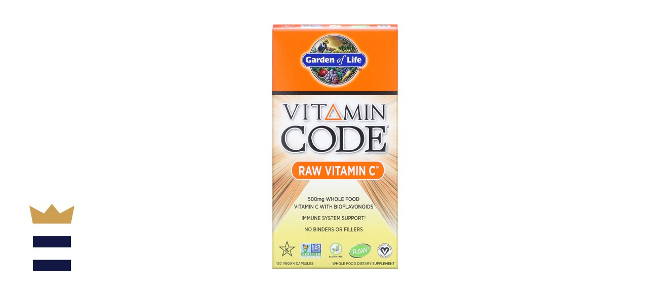 Garden of Life Raw Vitamin C