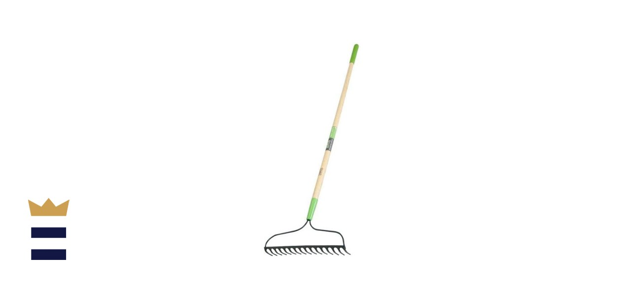 54 in. Wood Handle Action Scuffle Hoe