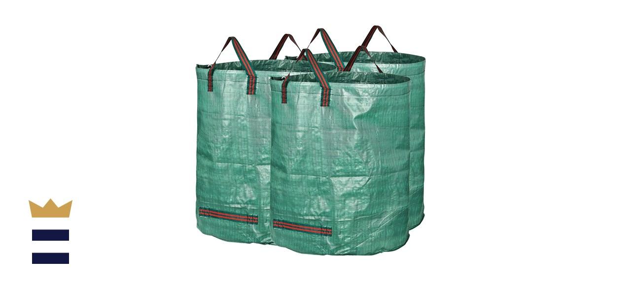GardenMate 3-Pack 80 Gallon Garden Waste Bags