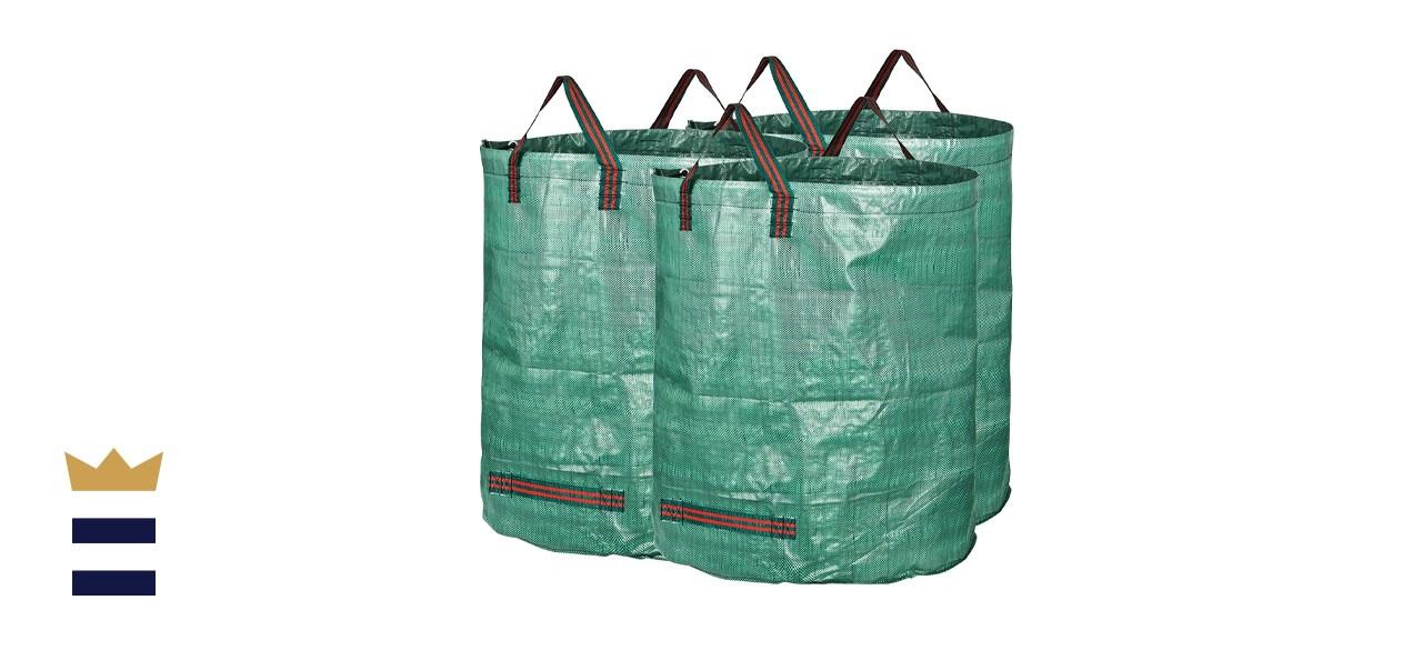 GardenMate 80-Gallon Professional Reusable Garden Waste Bags
