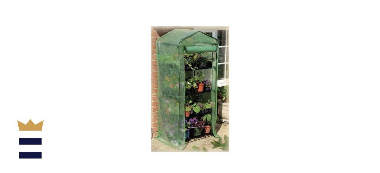 Gardman Mini 4-Tier Greenhouse