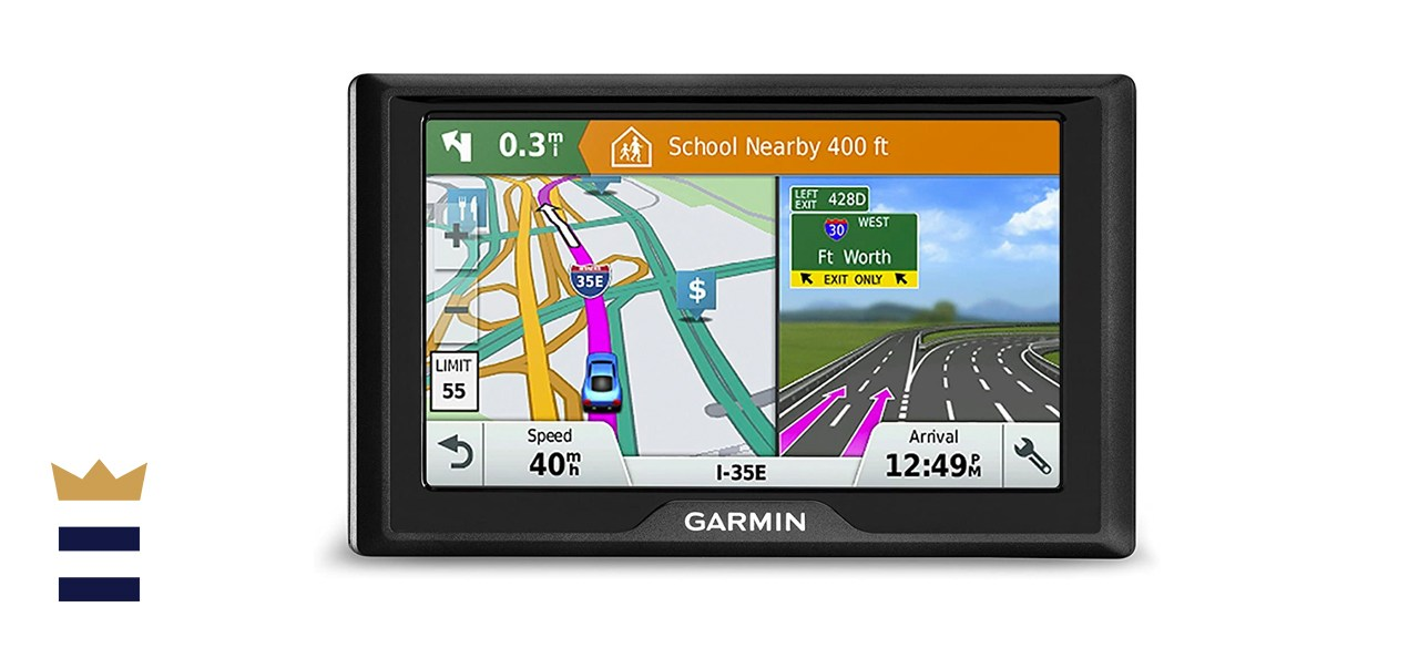 Garmin Drive 51 USA LM GPS Navigator System with Lifetime Maps
