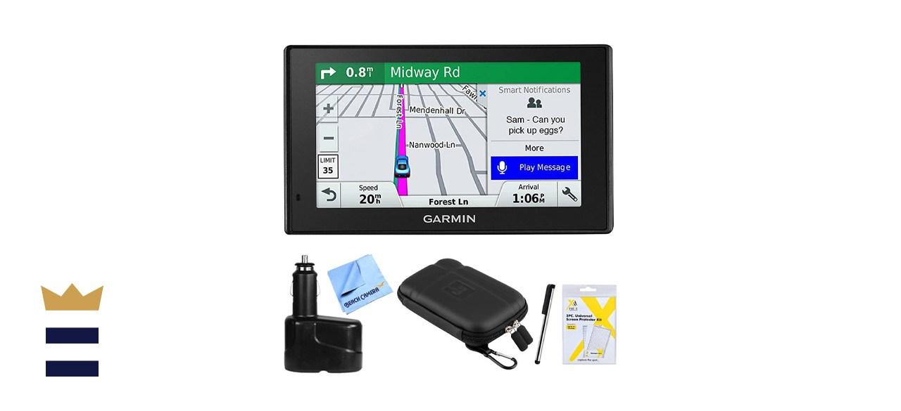 Garmin DriveSmart 51 GPS Advanced Navigation System with Smart Features