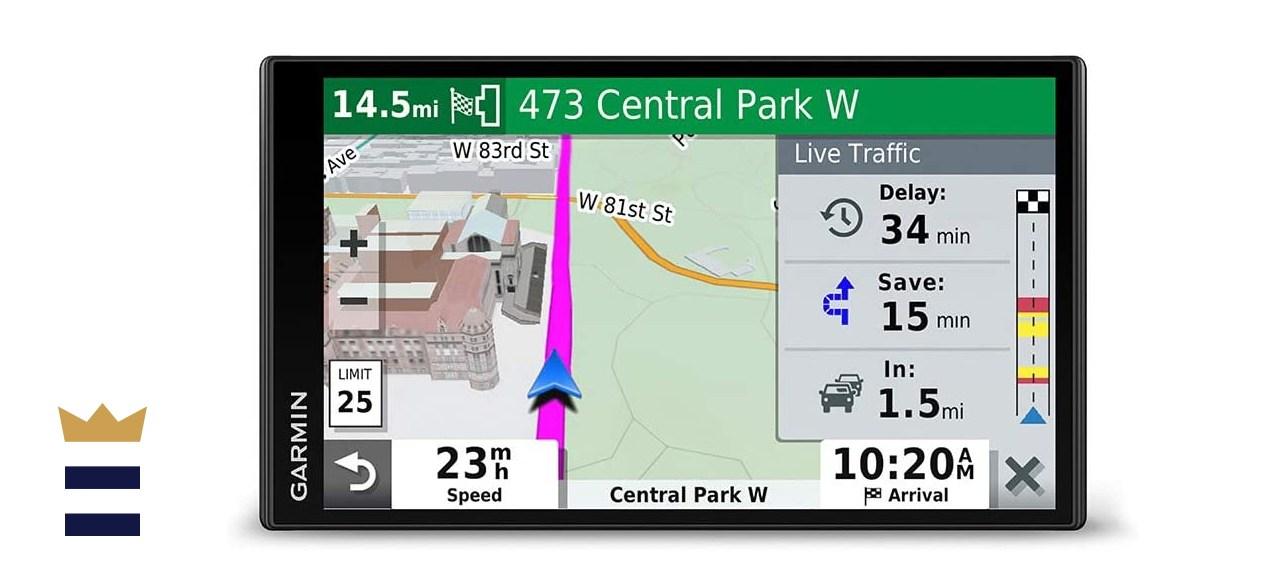 Garmin DriveSmart 65 Voice-Controlled GPS Navigator