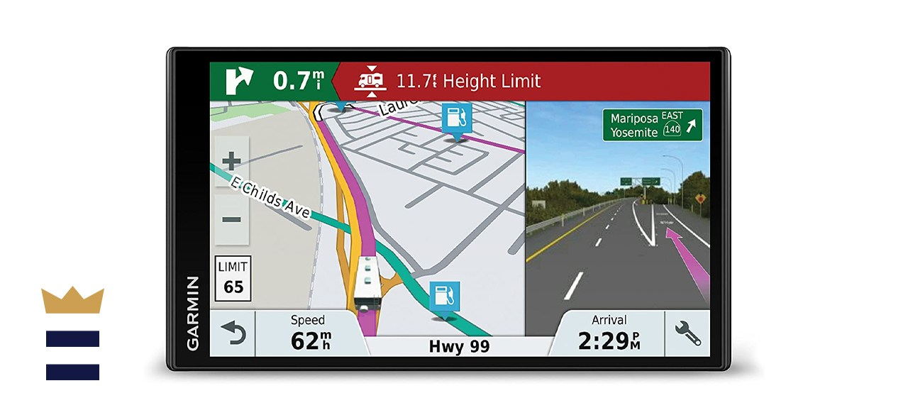 Garmin RV 770 Advanced Navigation for RVs and Towable Trailers