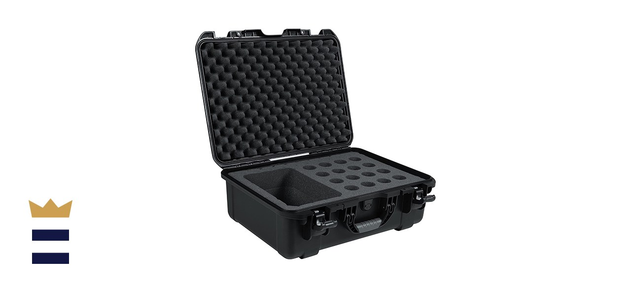 Gator Cases Titan Series Waterproof Injection Molded Microphone Case