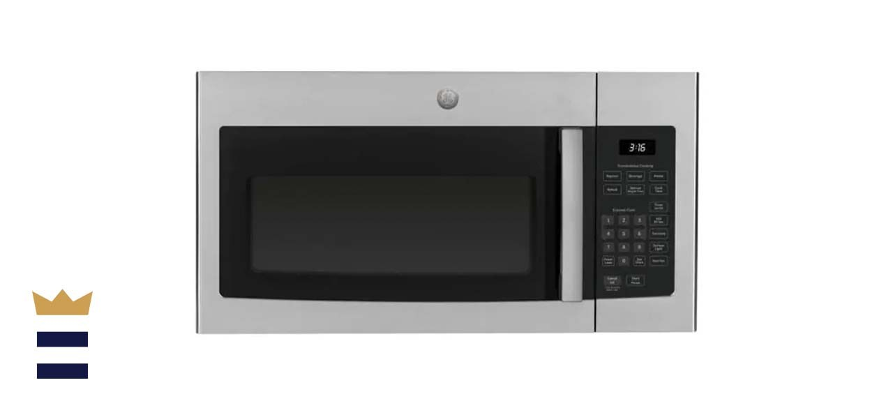 GE 1.6 Cubic Feet Over-the-Range Microwave