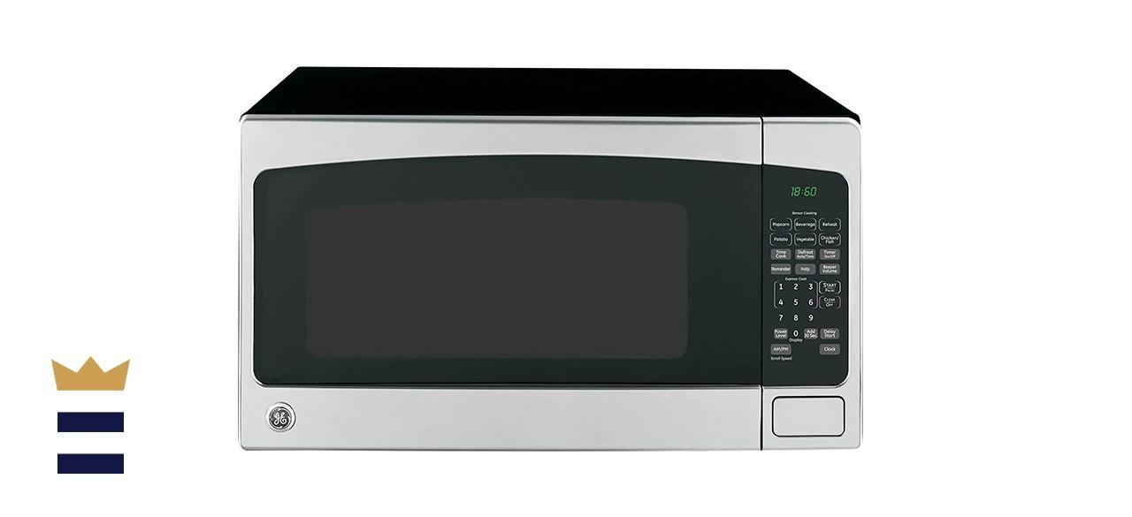GE 2.0 Cubic Foot Stainless Steel Microwave
