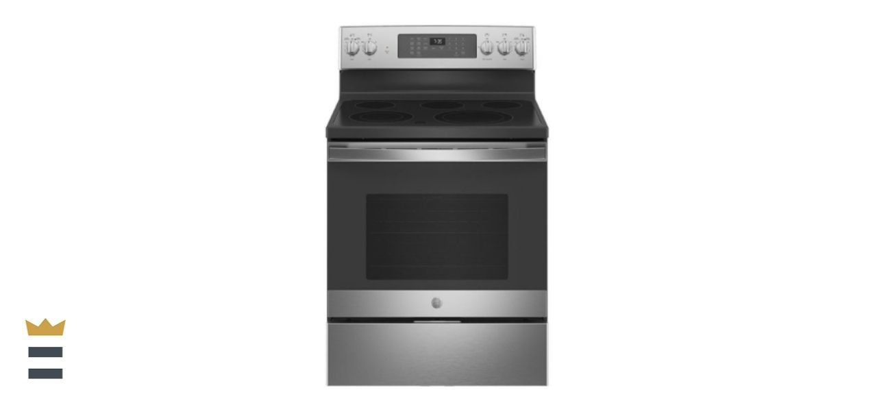 GE 30-Inch 5.3-Cubic Foot Electric Range