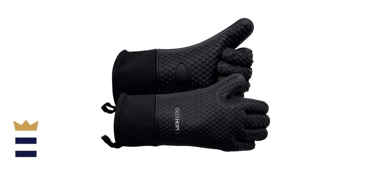GEEKHOM's Grilling Gloves