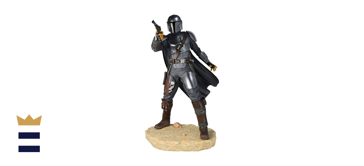 Gentle Giant Star Wars Premier Collection: The Mandalorian MK3 1:7 Scale Statue