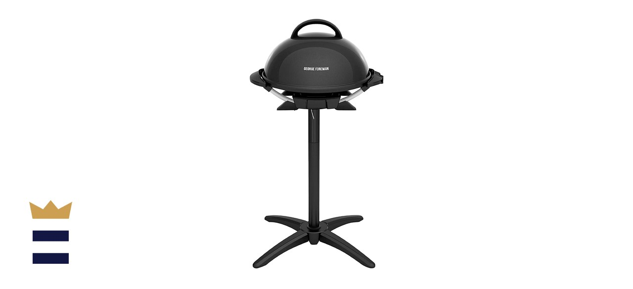 Foreman Indoor/Outdoor Electric Grill