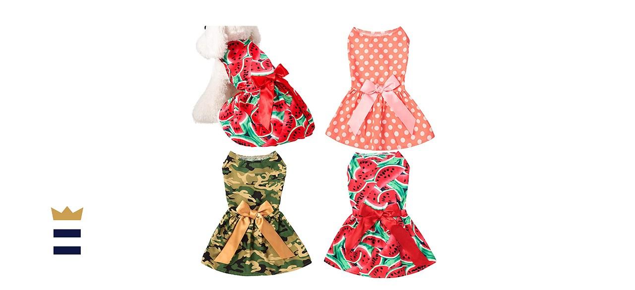 Geyoga Camouflage Dress