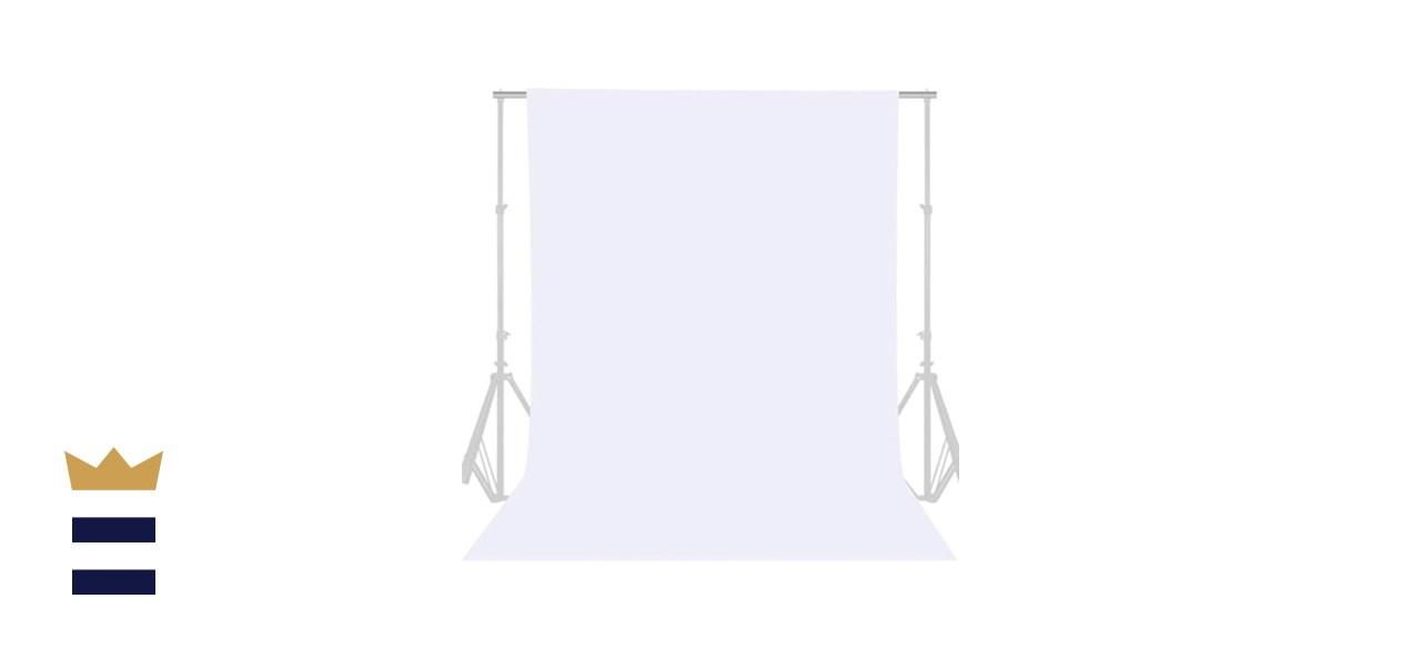GFCC 8FTX10FT White Backdrop