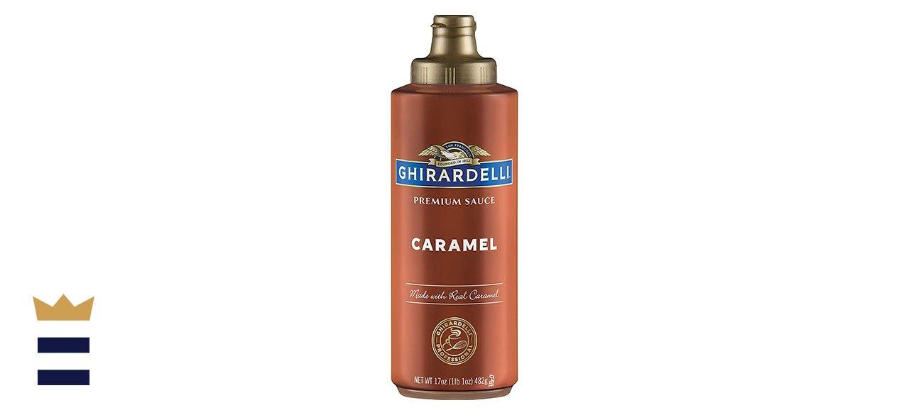 Ghirardelli Caramel Flavored Sauce