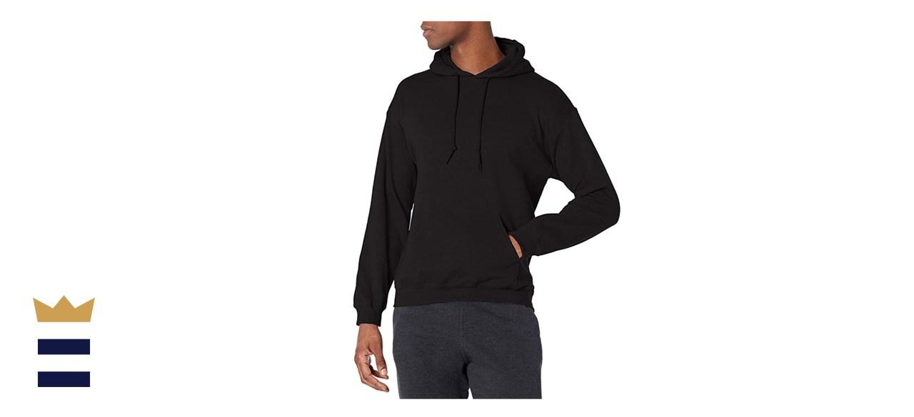 Gildan Fleece Hooded Sweatshirt