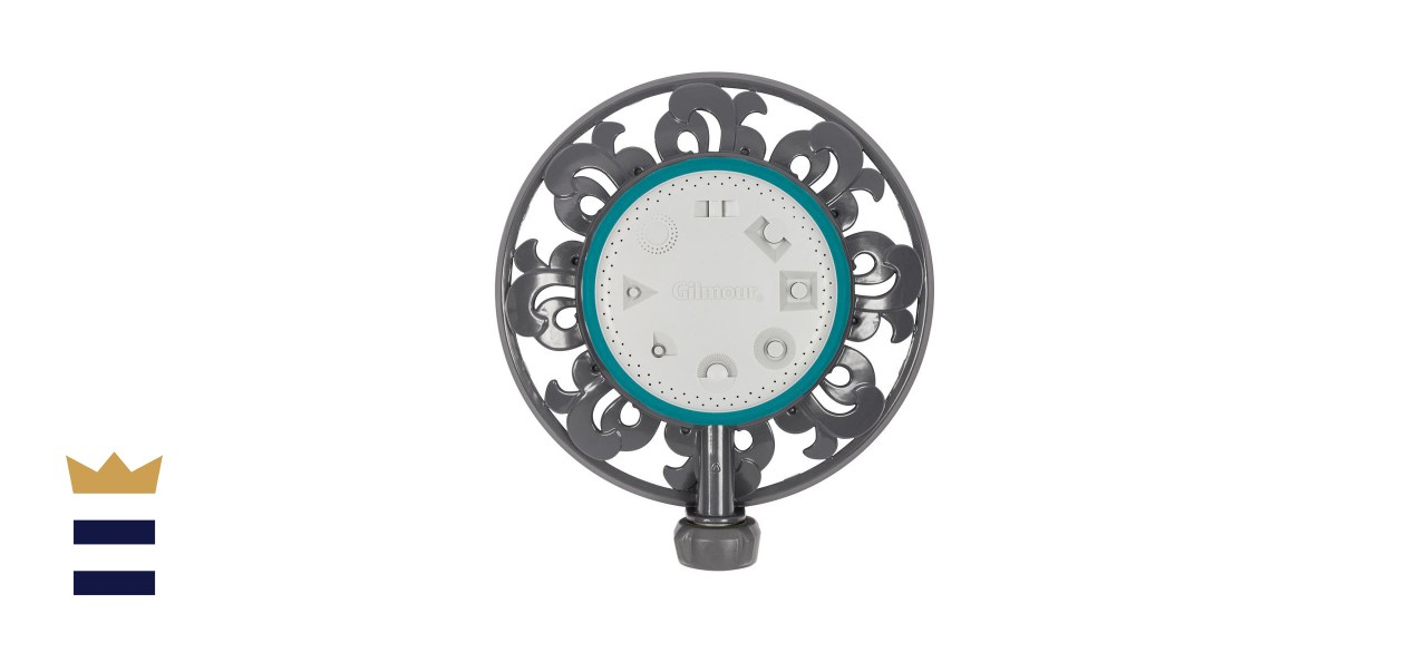 Gilmour Eight-Pattern Stationary Sprinkler