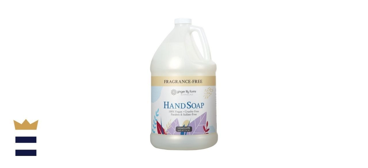 Ginger Lily Farms Botanicals All-Purpose Hand Soap